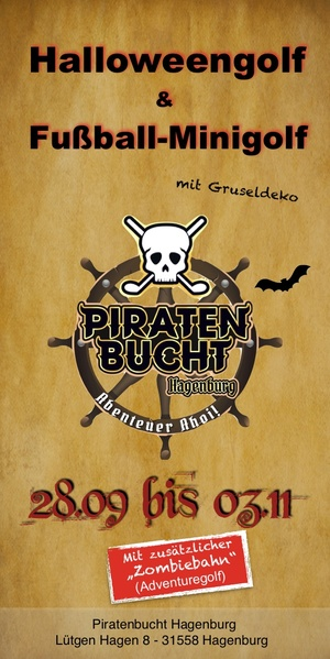 Piratenbucht Hagenburg - Adventure-Golf