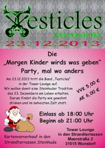 Die Morgen Kinder wirds was geben Party