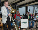 23. Jazz-Frühschoppen beim SVG - Hot Jazz in Kuckucks Nest