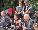 Big Band ShowTime spielte im Biergarten Alter Winkel [Update]