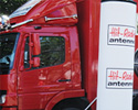 Hit-Radio antenne mit Show-Truck in Steinhude