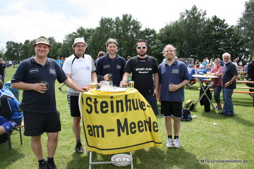 Die MTV-Tischtennisspieler powered by Steinhude-am-Meer.de