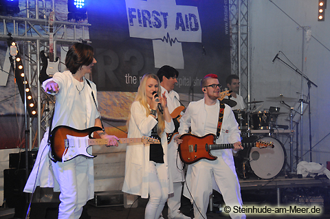 FIRST AID - The Rocking Hospital