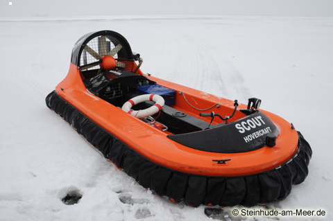 Scout Hovercraft