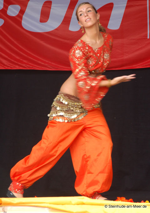 Bollywood Tanzshow