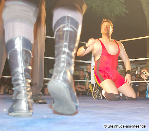 Ecki Eckstein vs. Robby Brookside