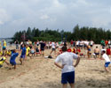 Beachhandball 2004